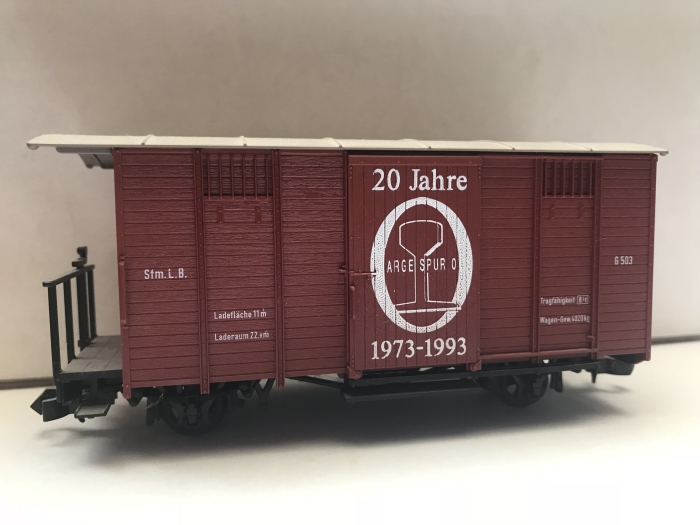 1993 Magic Train Gueterwagen